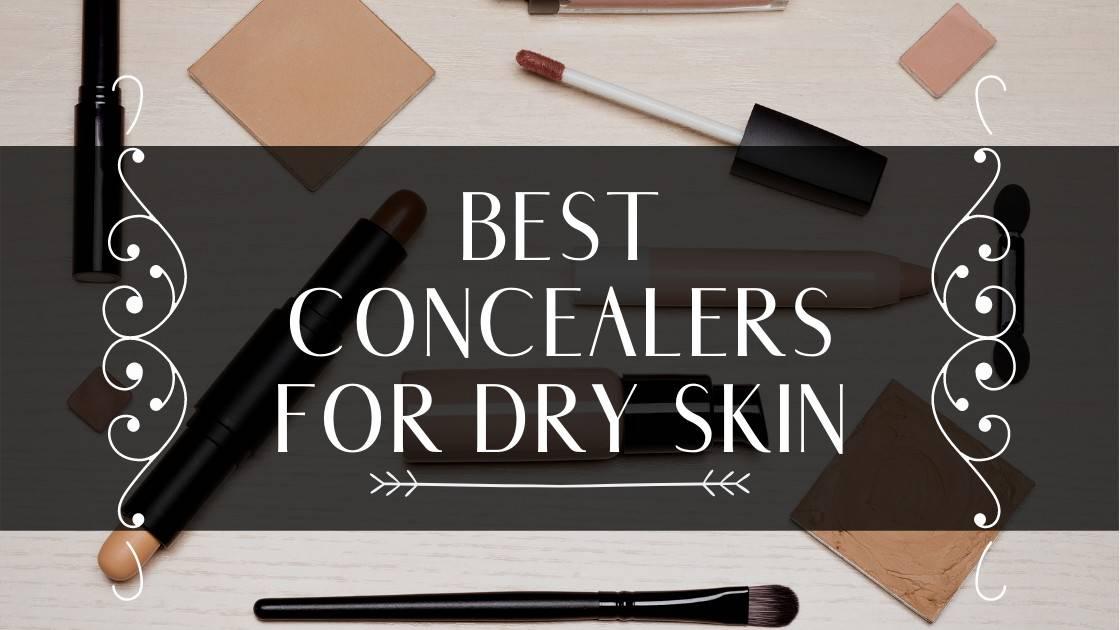Best concealer for dry skin 4