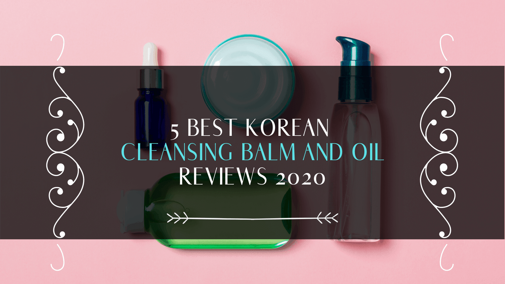 best Korean cleansing balm