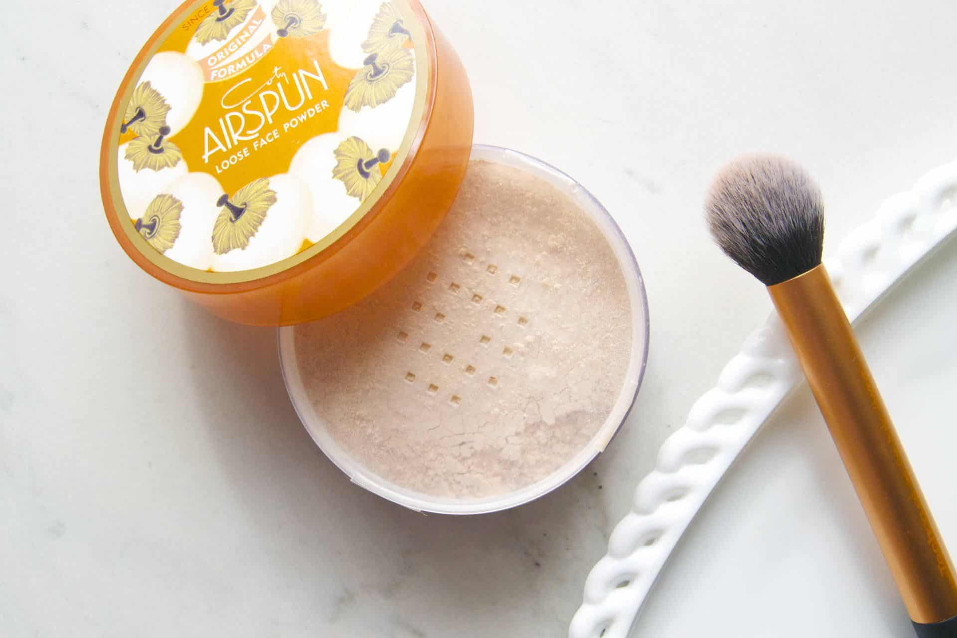 Coty Airspun Loose Powder 2