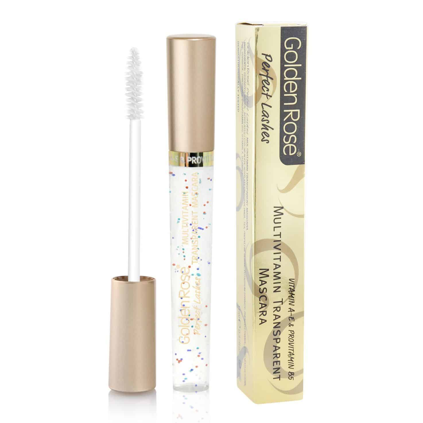 Golden Rose Perfect Lashes Multi Vitamin Transparent Mascara 2