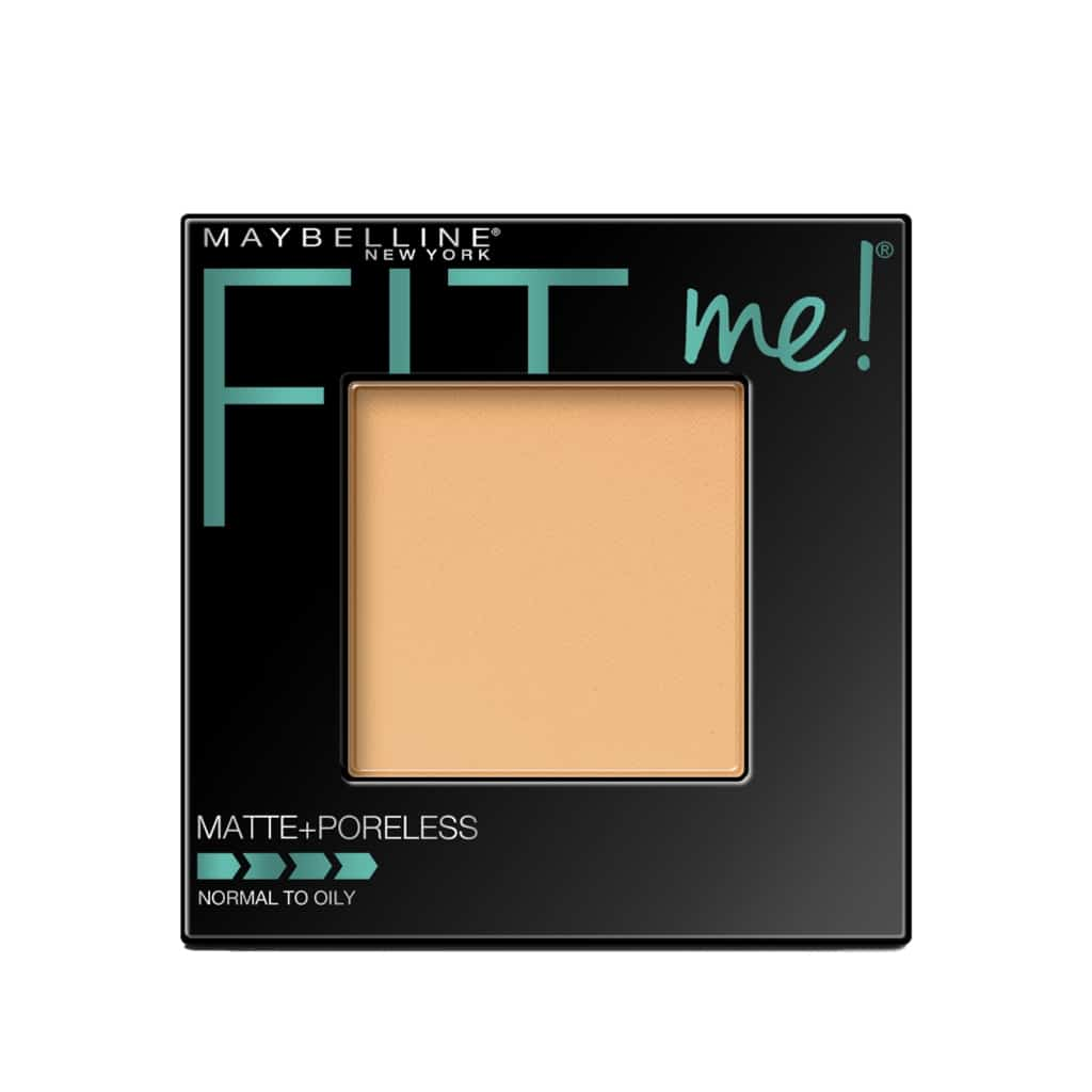 Maybelline Fit Me Matte Poreless Pressed Powder 1
