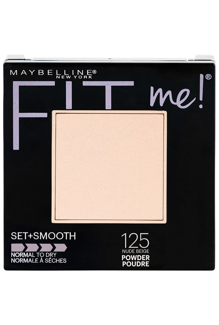 Maybelline New York Fit Me Set Smooth Powder Makeup