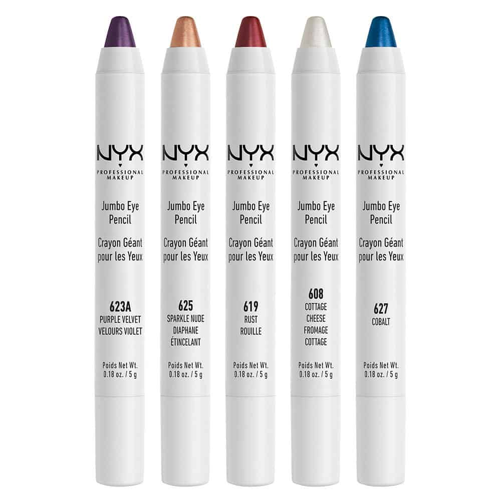 NYX PROFESSIONAL MAKEUP Jumbo Eyeliner Pencil 2