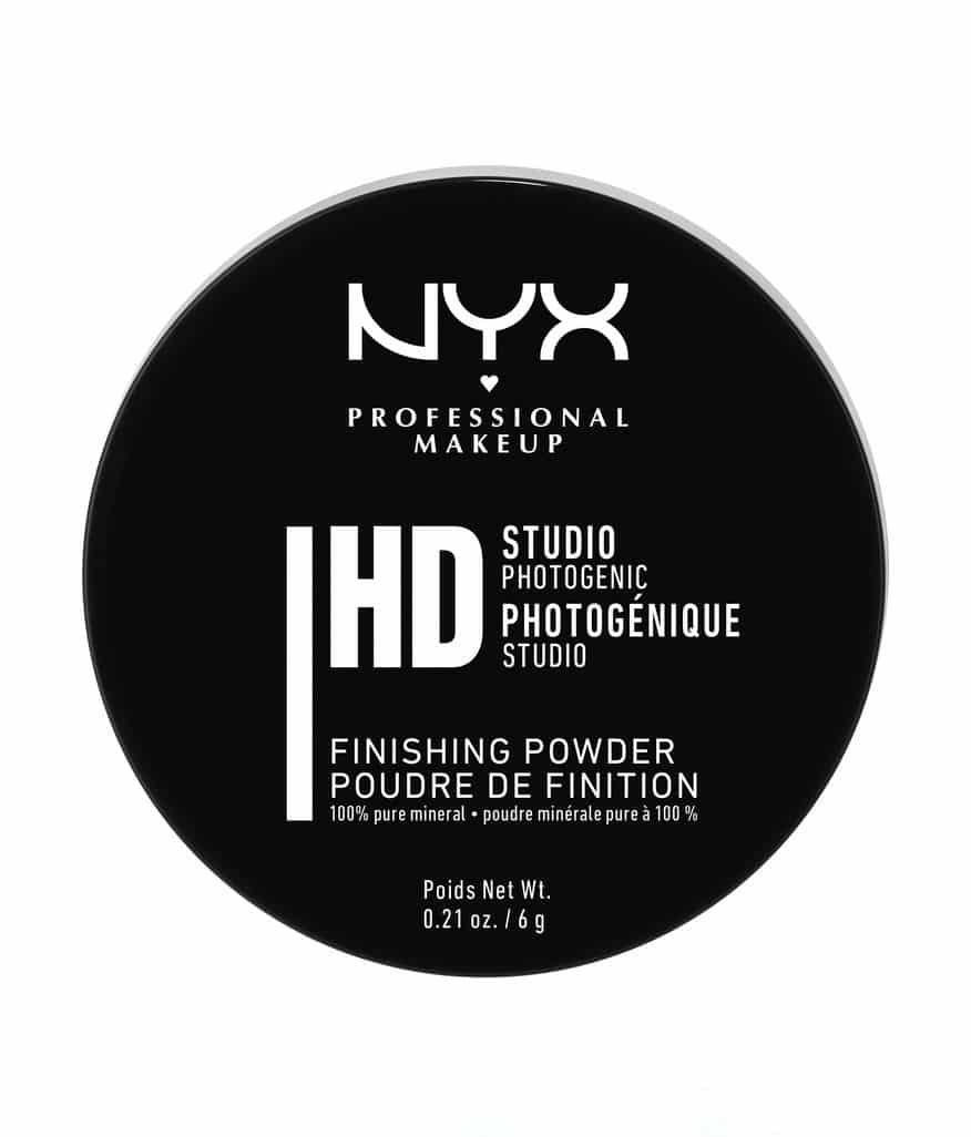 NYX Professional Makeup Studio Finishing Powder 2