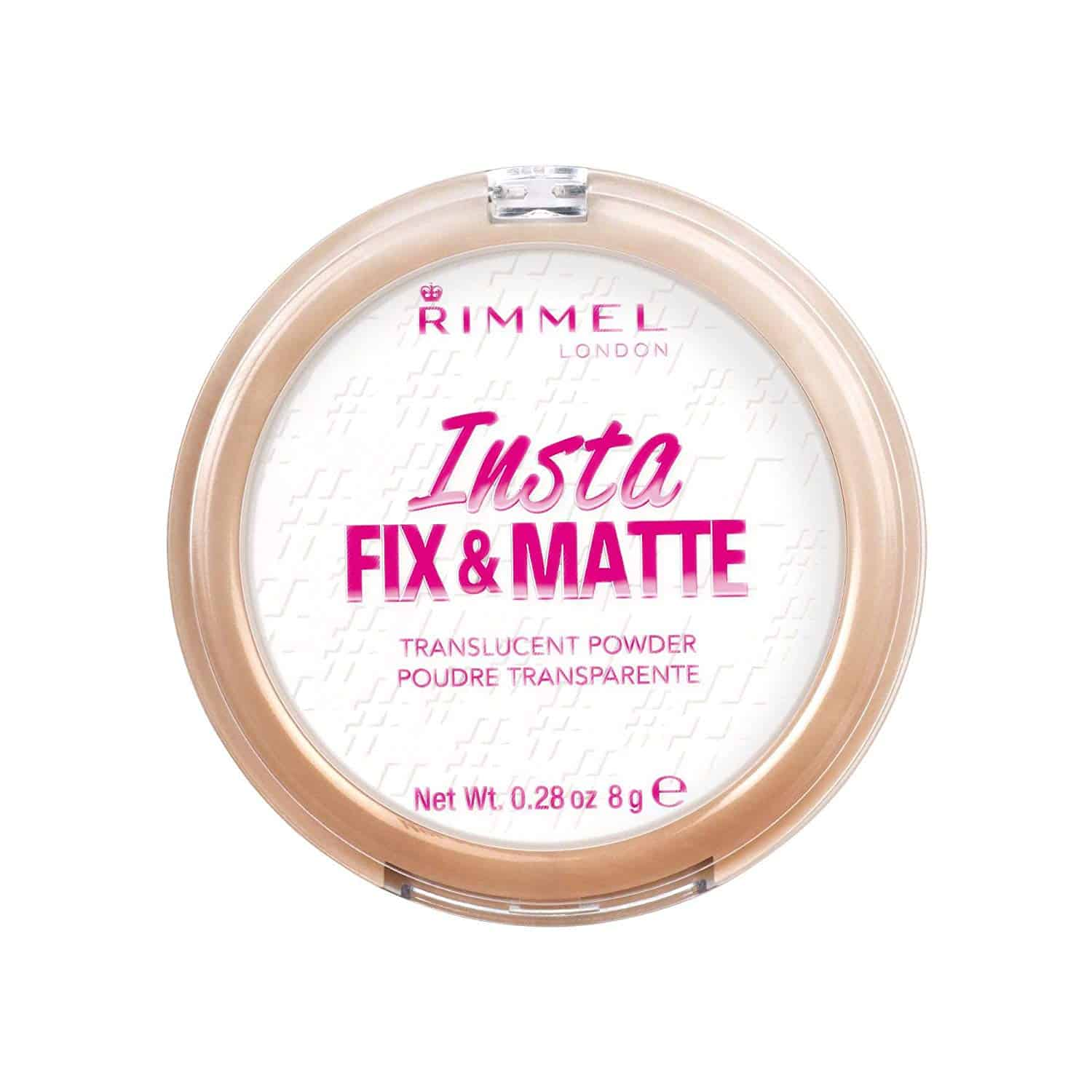 Rimmel Insta Fix Matte Setting Powder