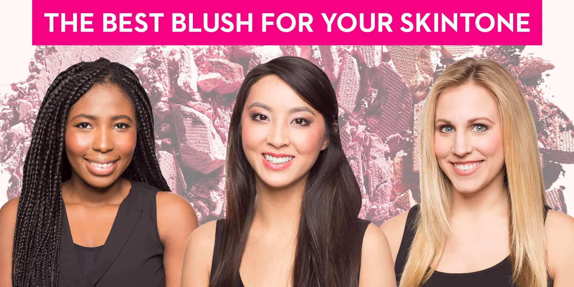 best drugstore blush for olive skin
