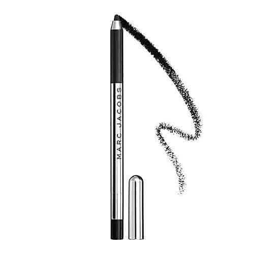 Highliner Gel Crayon Marc Jacobs Beauty 0.1 Oz Blacquer Black