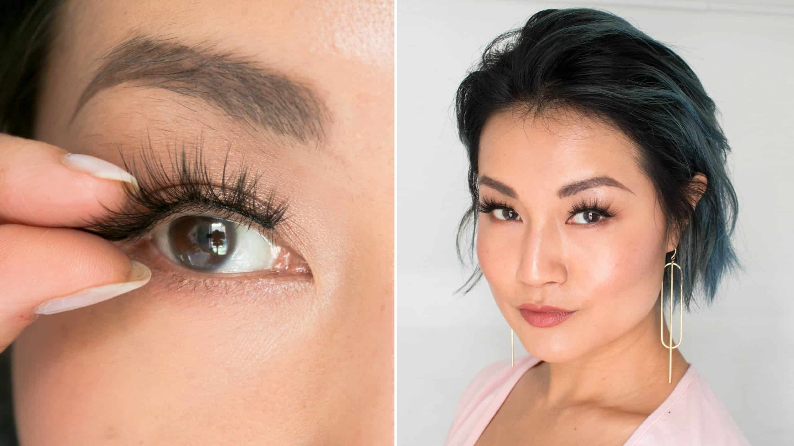 Best Lashes For Asian Eyes