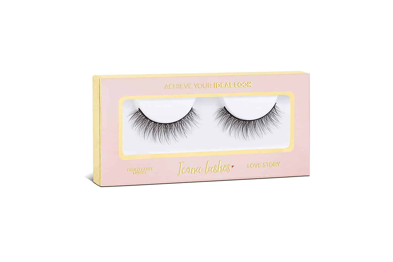 Icona Lashes Premium Quality False Eyelashes