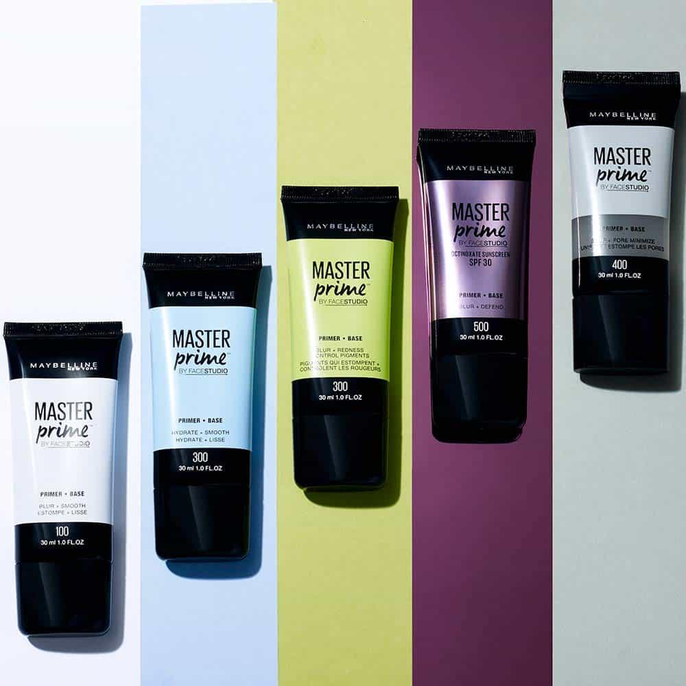 Maybelline New York Facestudio Master Prime Primer Makeup, Blur + Pore Minimize 2