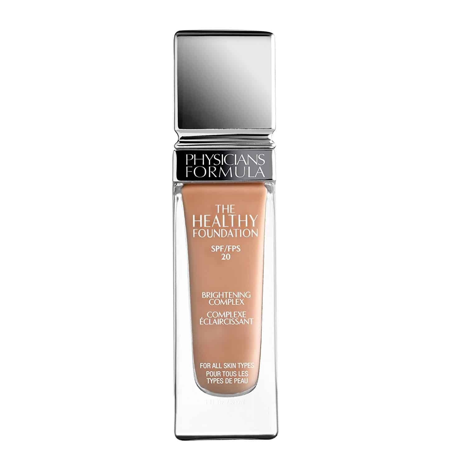 best foundation for age spots