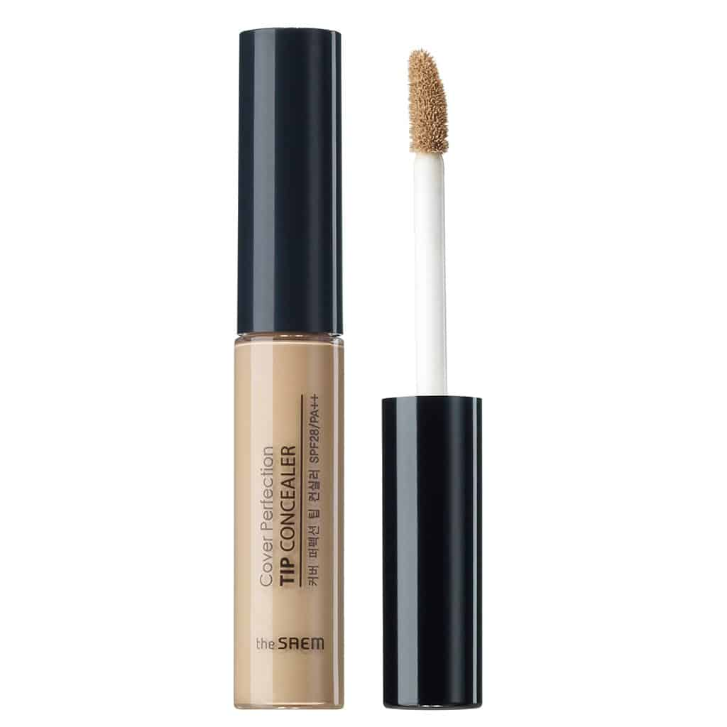The Saem Cover Perfection Tip Concealer SPF28 PA