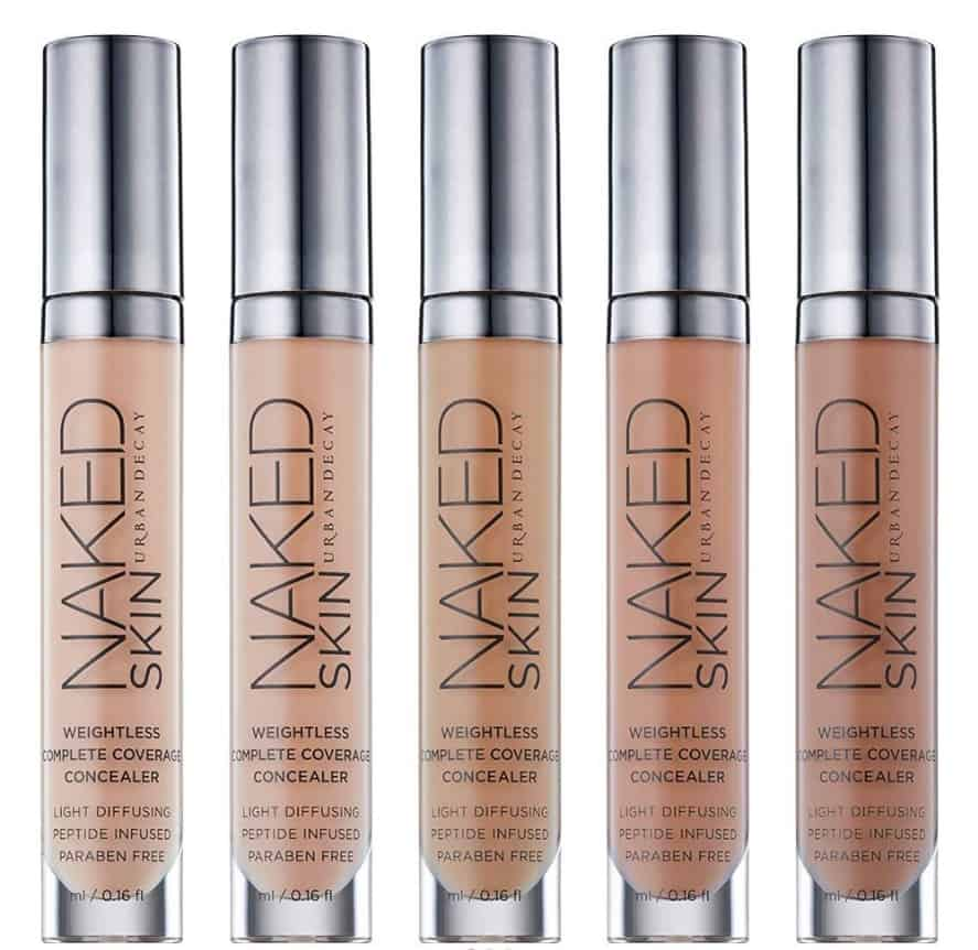 UD Naked Skin Weightless Complete Coverage Concealer Fair Neutral
