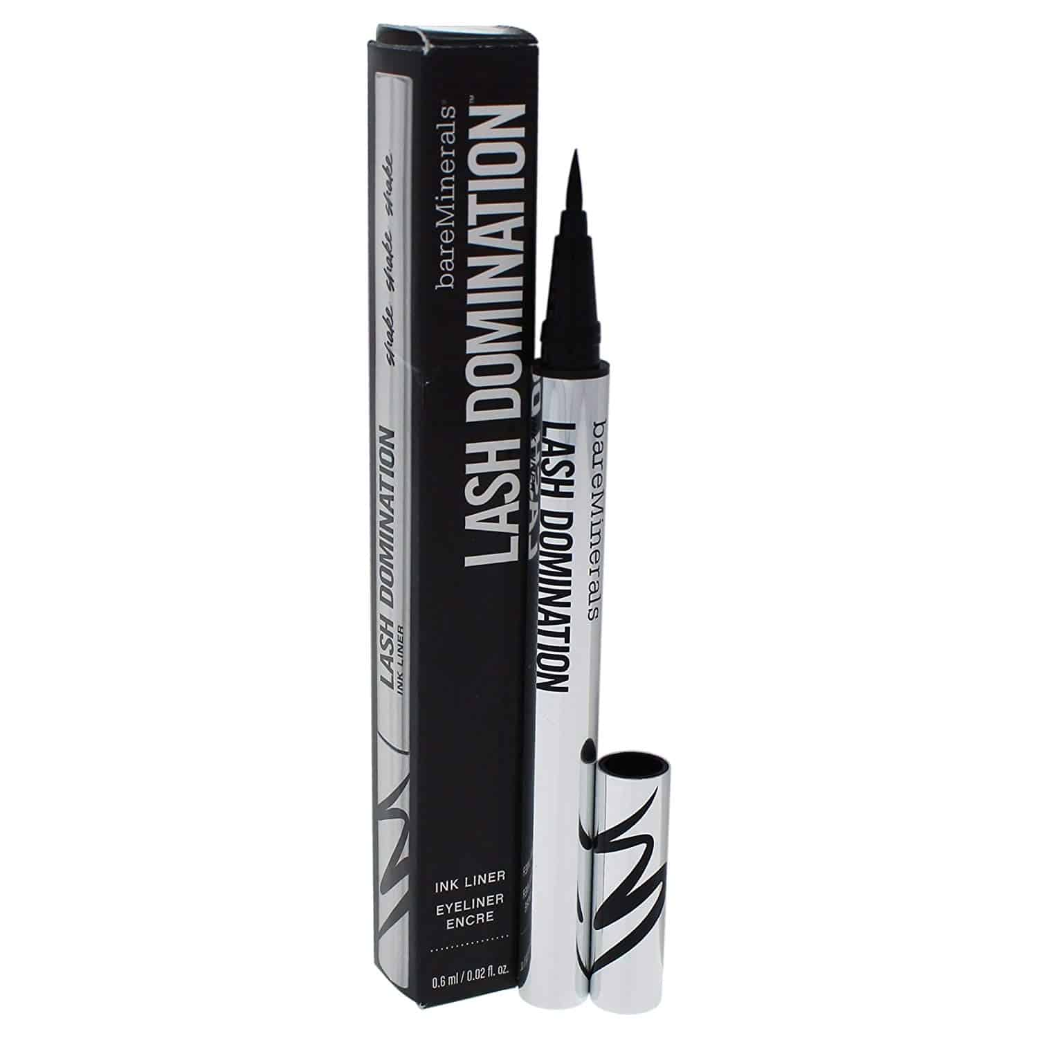 bareMinerals Lash Domination Ink Liner 0.02 Fluid Ounce