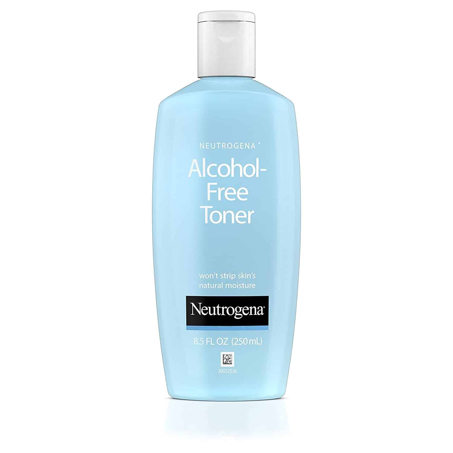 Neutrogena Oil and Alcohol Free Facial Toner with Hypoallergenic Formula 8.5 fl. oz
