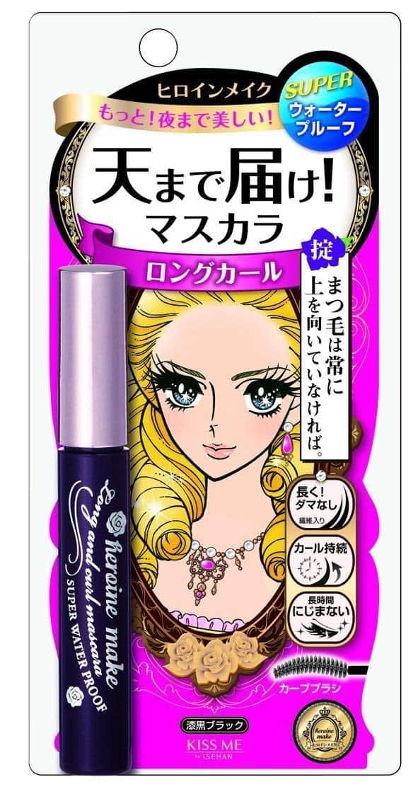 best Japanese mascaras