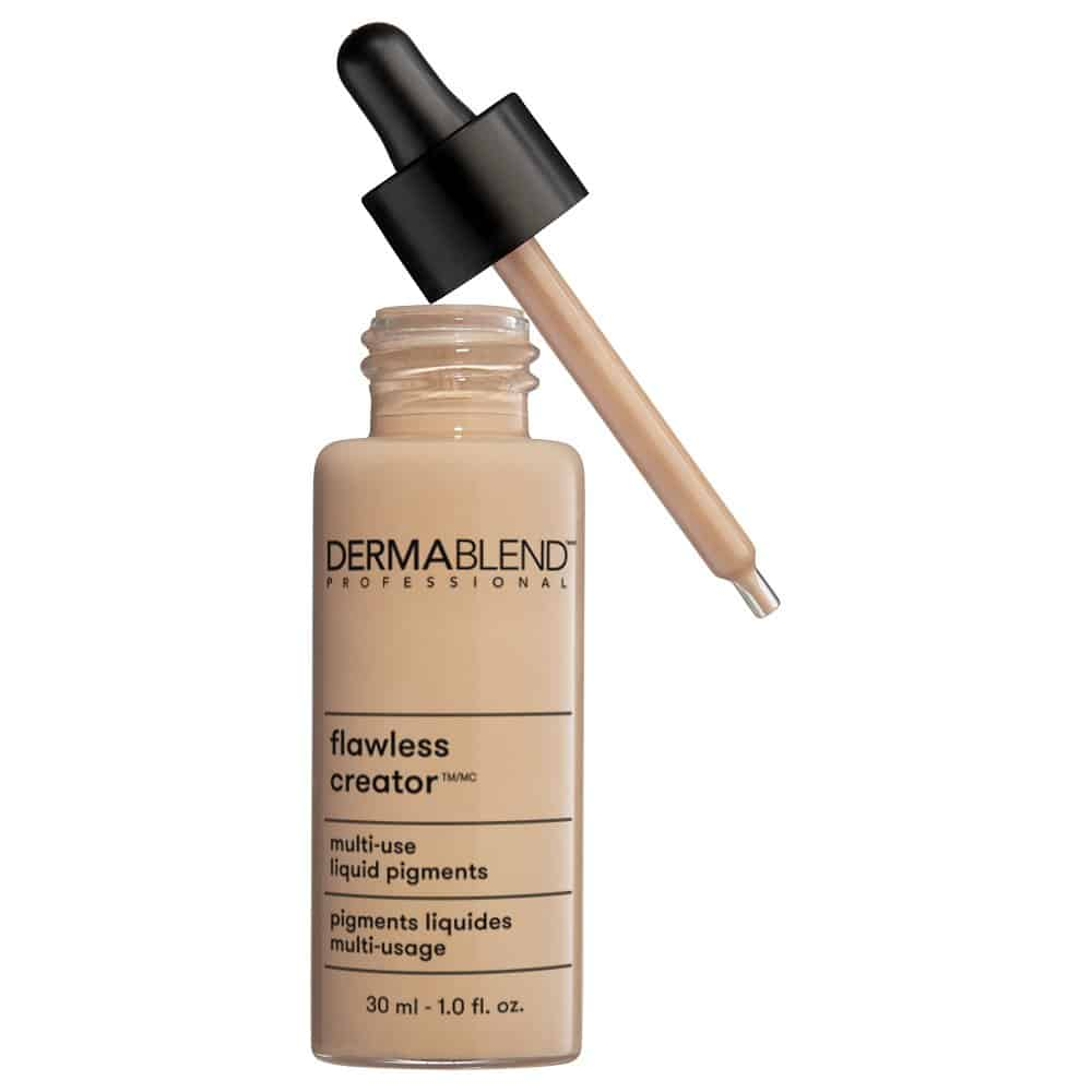 Dermablend Flawless Creator Multi Use Liquid Foundation Makeup Full Coverage Foundation