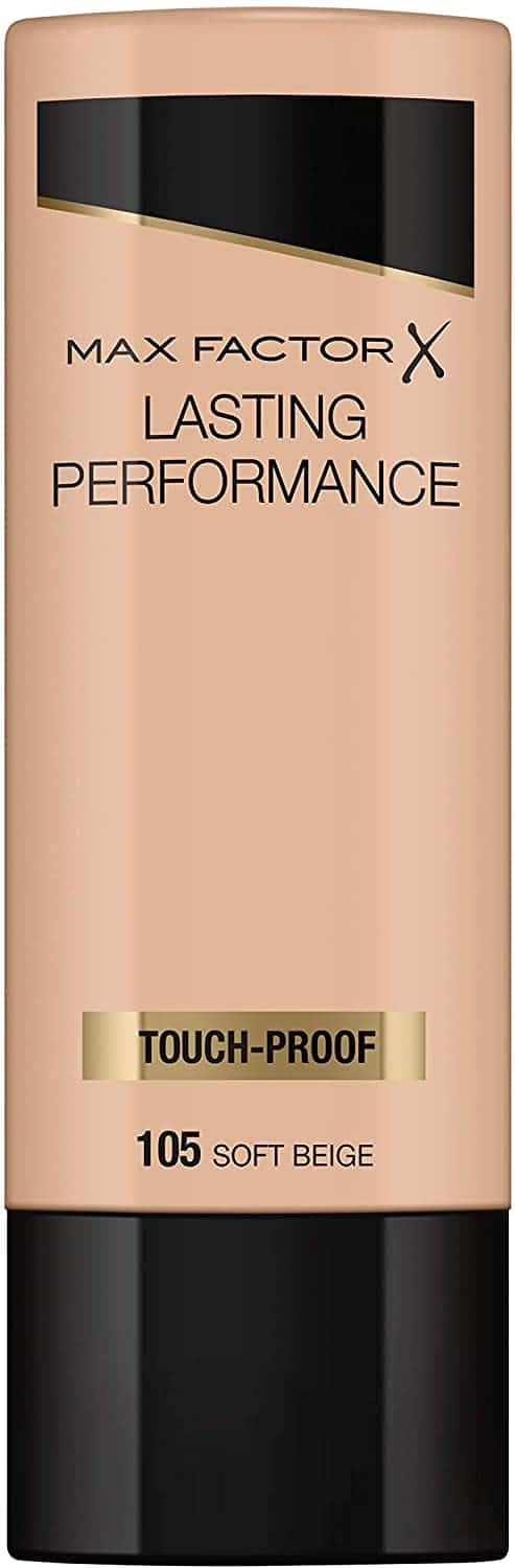 Max Factor Long Lasting Performance Foundation No.105 Soft Beige