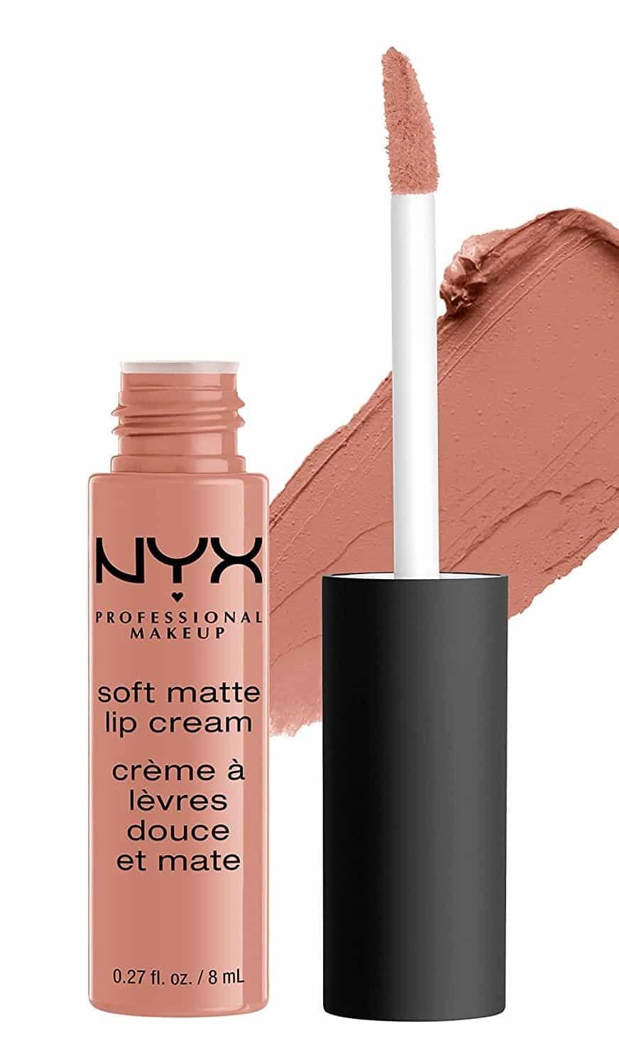 Nyx Soft Matte Lip Cream Stockholm 1
