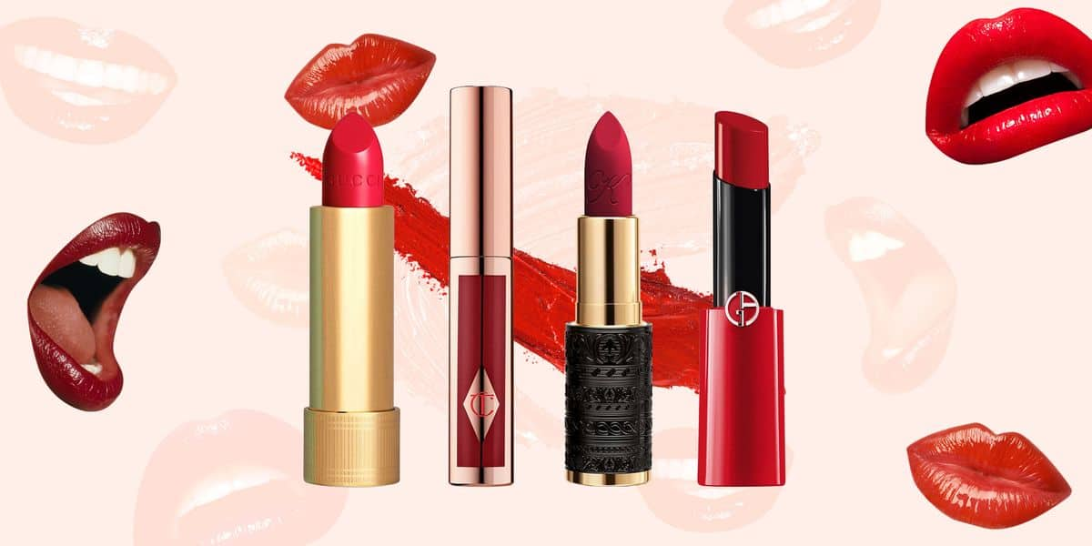 best red lipstick for asian skin