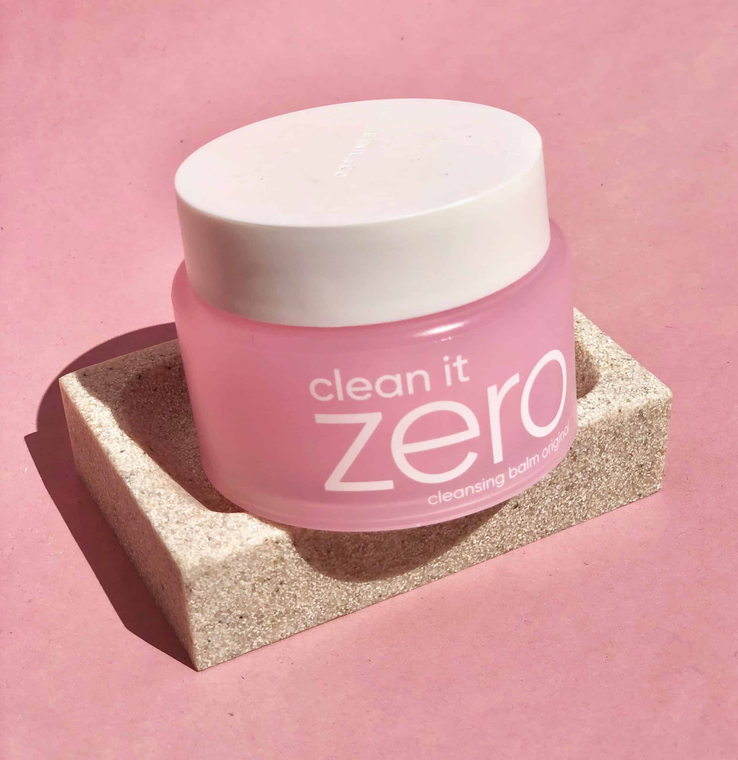 Clean It Zero Original Cleansing Balm scaled