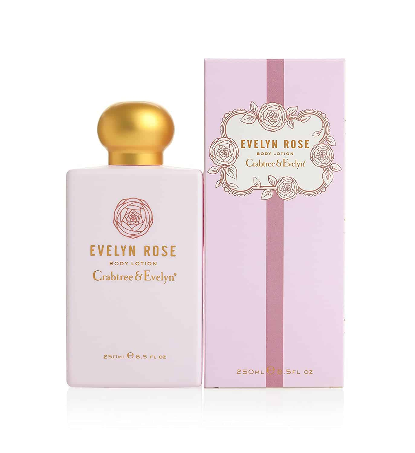Crabtree Evelyn Body Lotion Evelyn Rose
