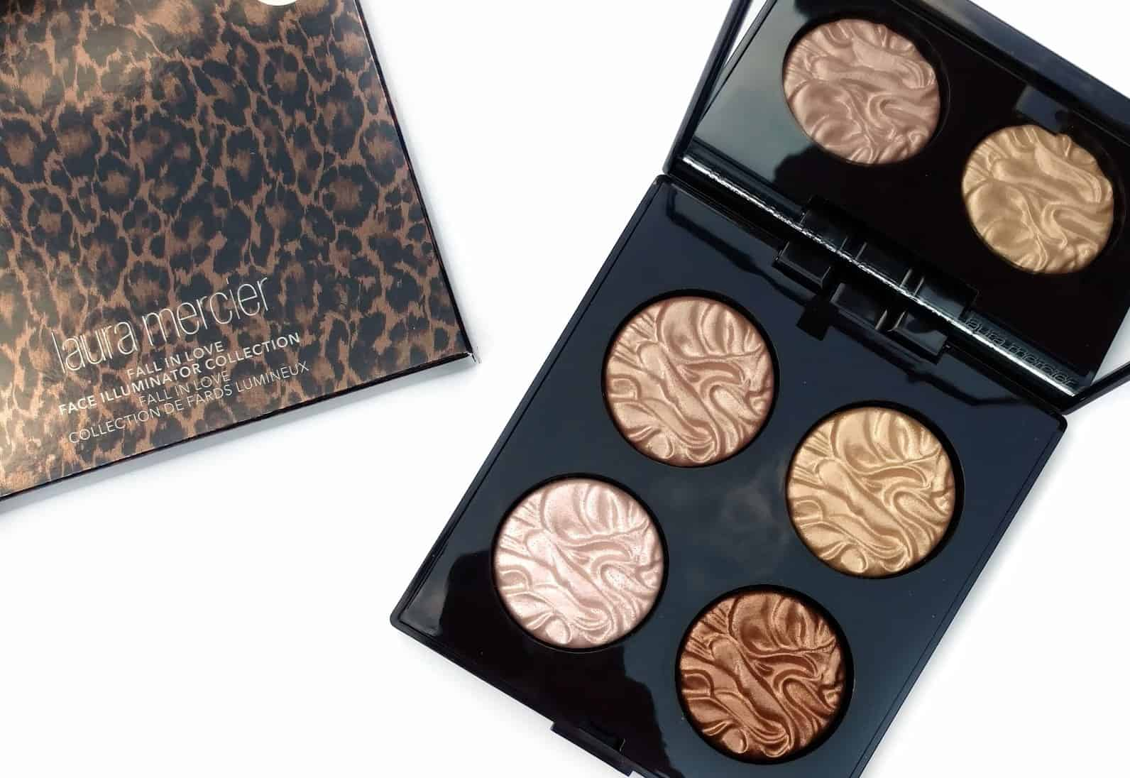 LAURA MERCIER FALL IN LOVE FACE ILLUMINATOR COLLECTION REVIEW