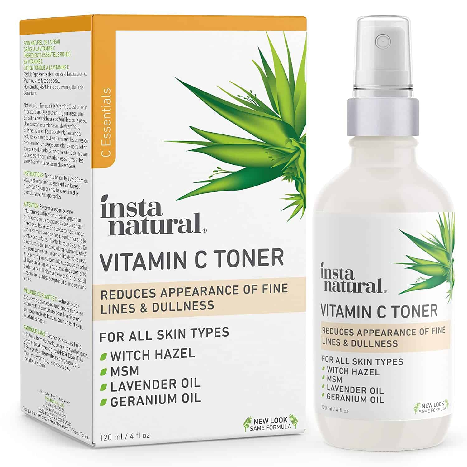 Best Natural Toners For Acne