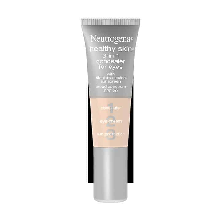 Neutrogena Healthy Skin 3 In 1 Concealer For Eyes