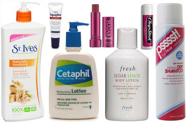 best products while on accutane