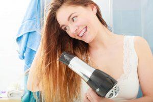 Retractable Cord Hair Dryer