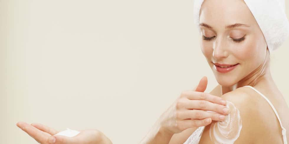 best lotion for skin after cast removal