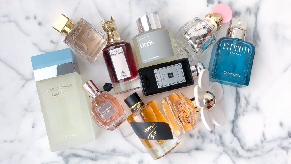 best victoria secret perfume